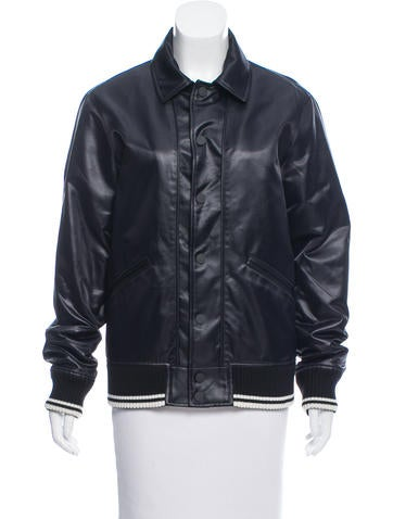 Ports 1961 Patchwork Bomber Jacket w/ Tags None