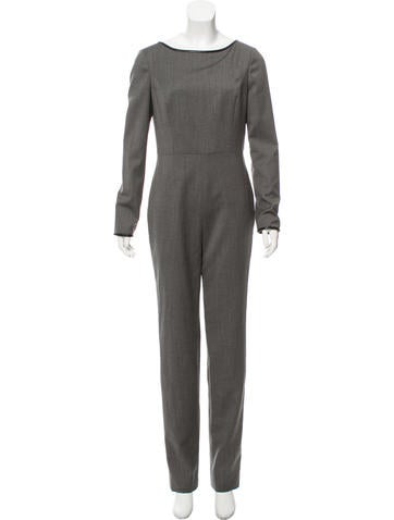Ports 1961 Long Sleeve Jumpsuit None
