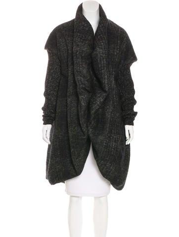 Ports 1961 Long Wool Coat w/ Tags None