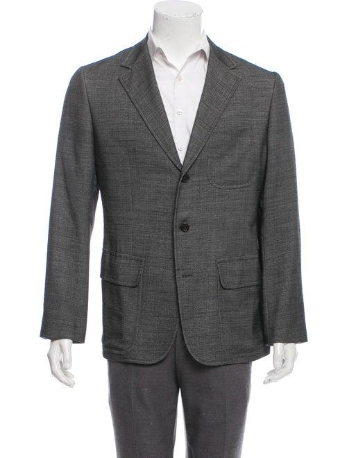 Ports 1961 Mélange Wool Sport Coat grey