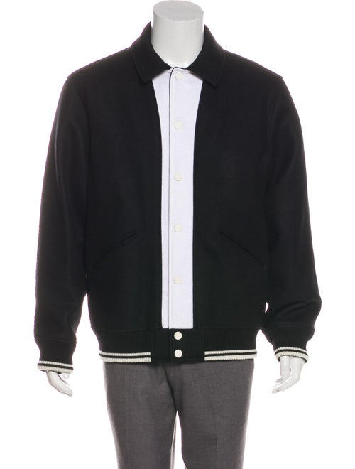 Ports 1961 Follow Me Varsity Jacket black