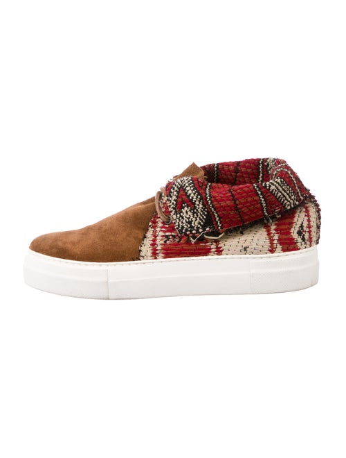 Ports 1961 Suede High-Top Sneakers