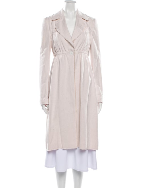 Ports 1961 Trench Coat Pink