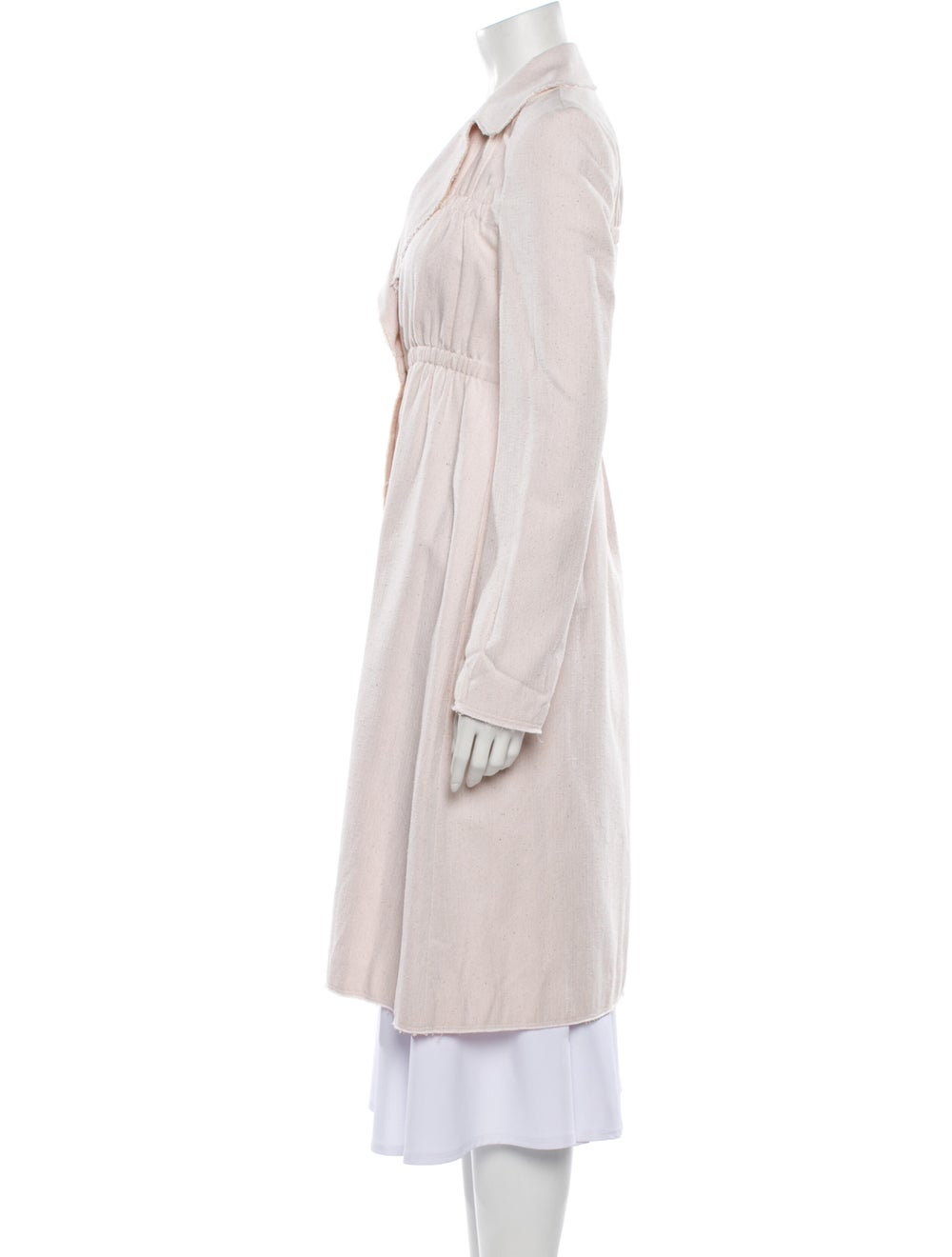 Ports 1961 Trench Coat Pink - image 2