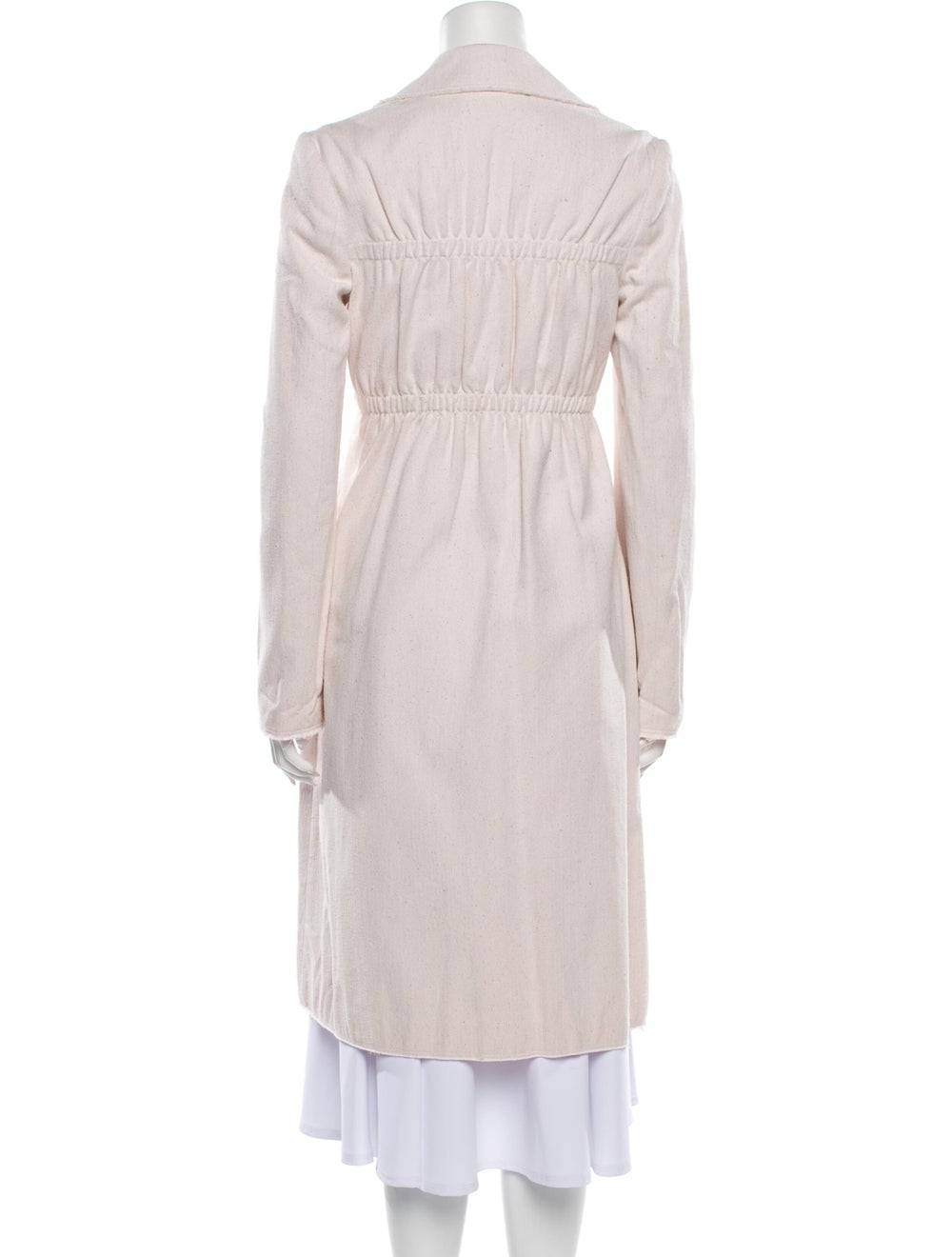 Ports 1961 Trench Coat Pink - image 3