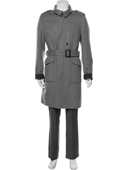 Ports 1961 Wool Trench Coat w/ Tags Wool