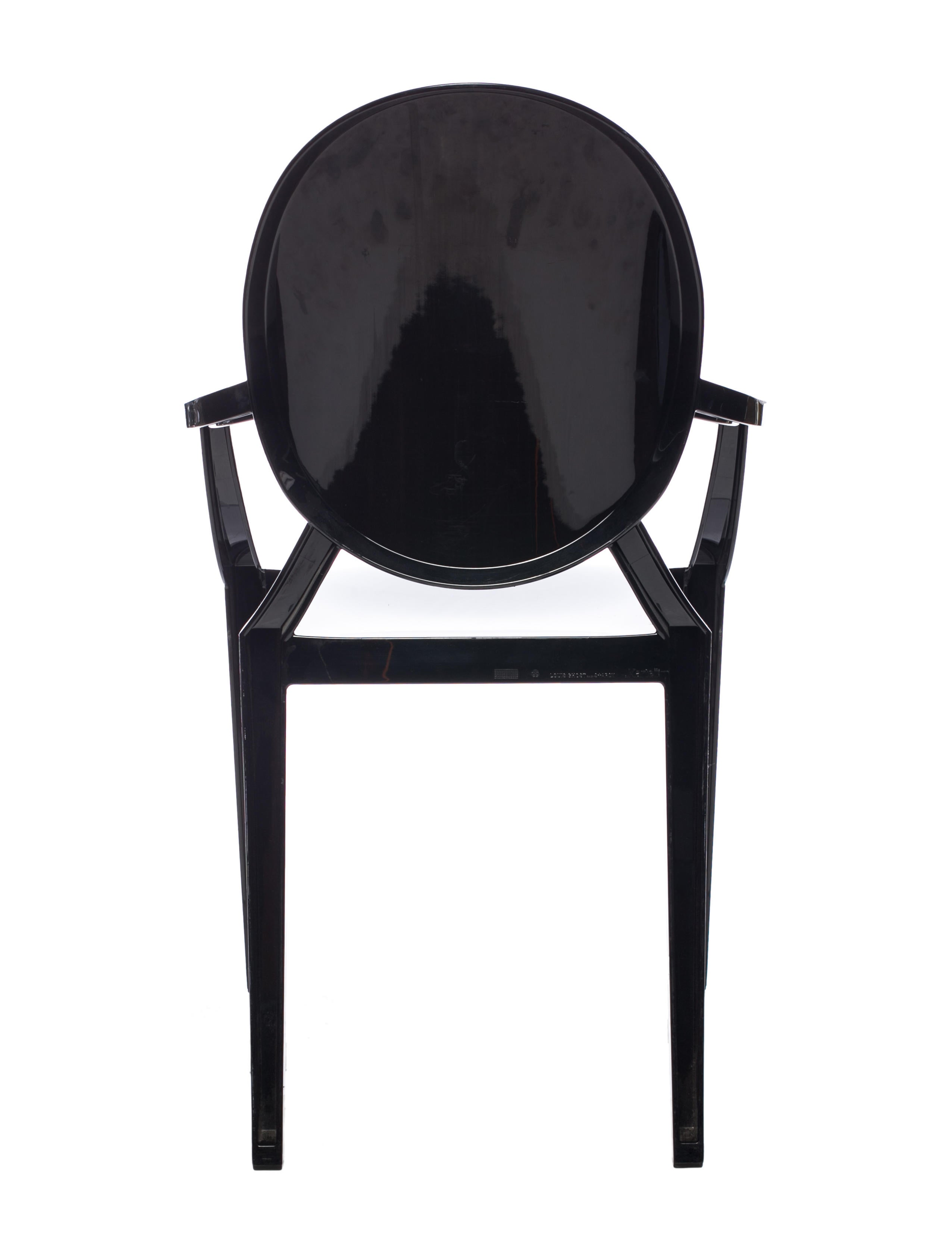 a pair of philippe starck louis ghost chairs furniture ppe20003 the realreal. Black Bedroom Furniture Sets. Home Design Ideas