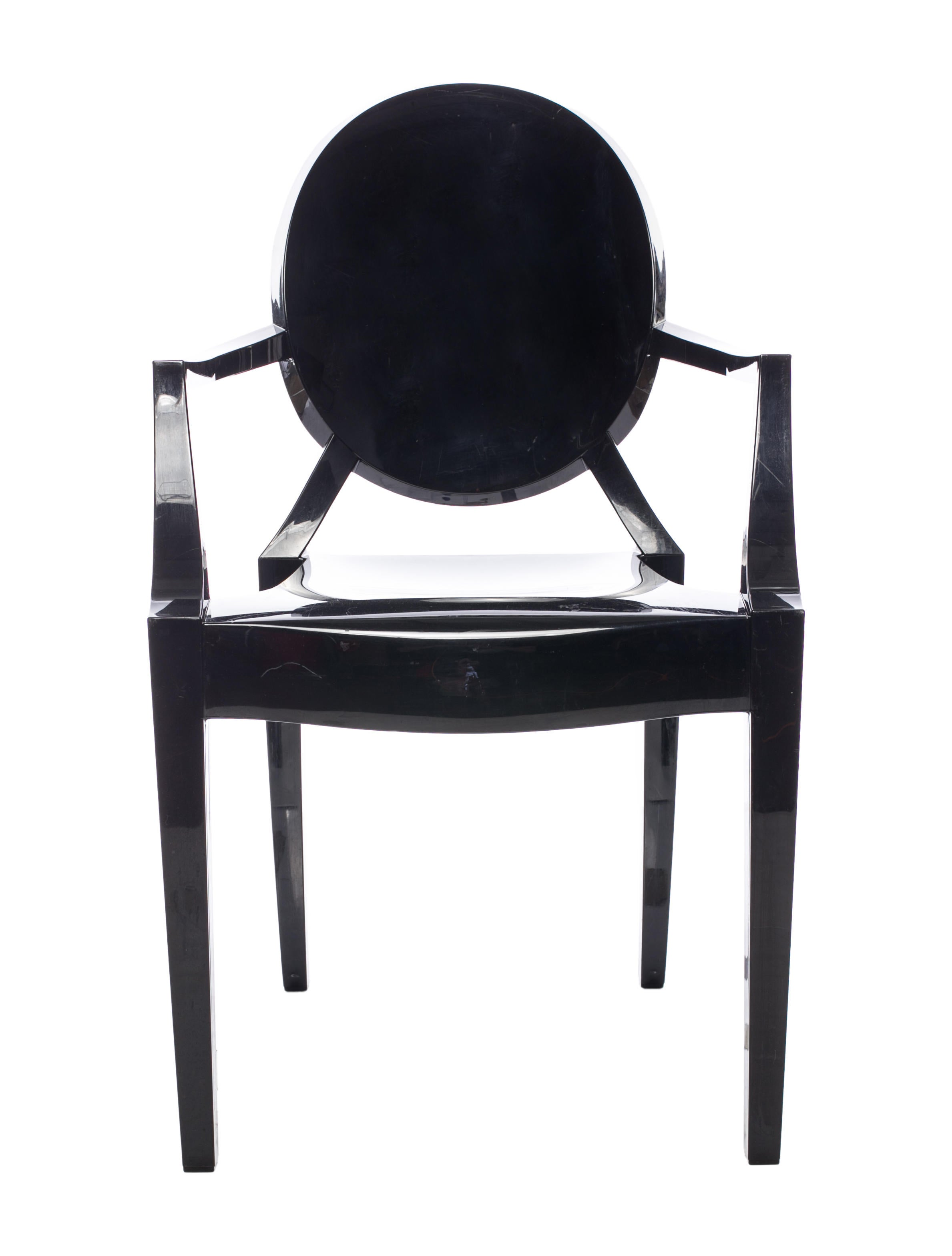 philippe starck louis ghost chair set furniture ppe20024 the realreal. Black Bedroom Furniture Sets. Home Design Ideas