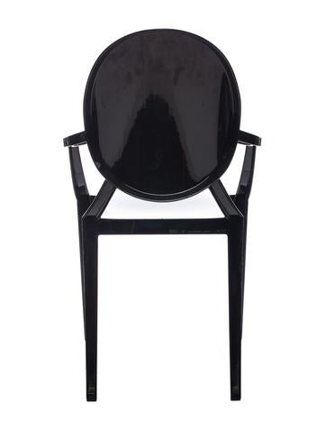 Louis Ghost Chair Set
