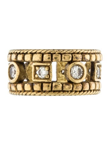 Penny Preville Diamond Band Ring