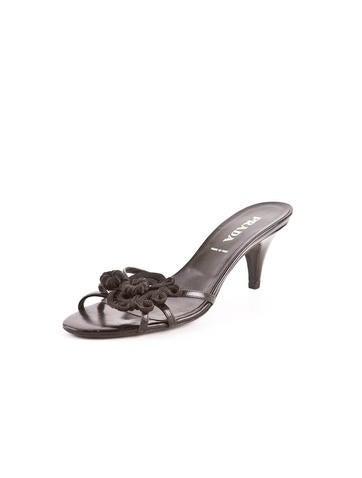 Macrame Heel