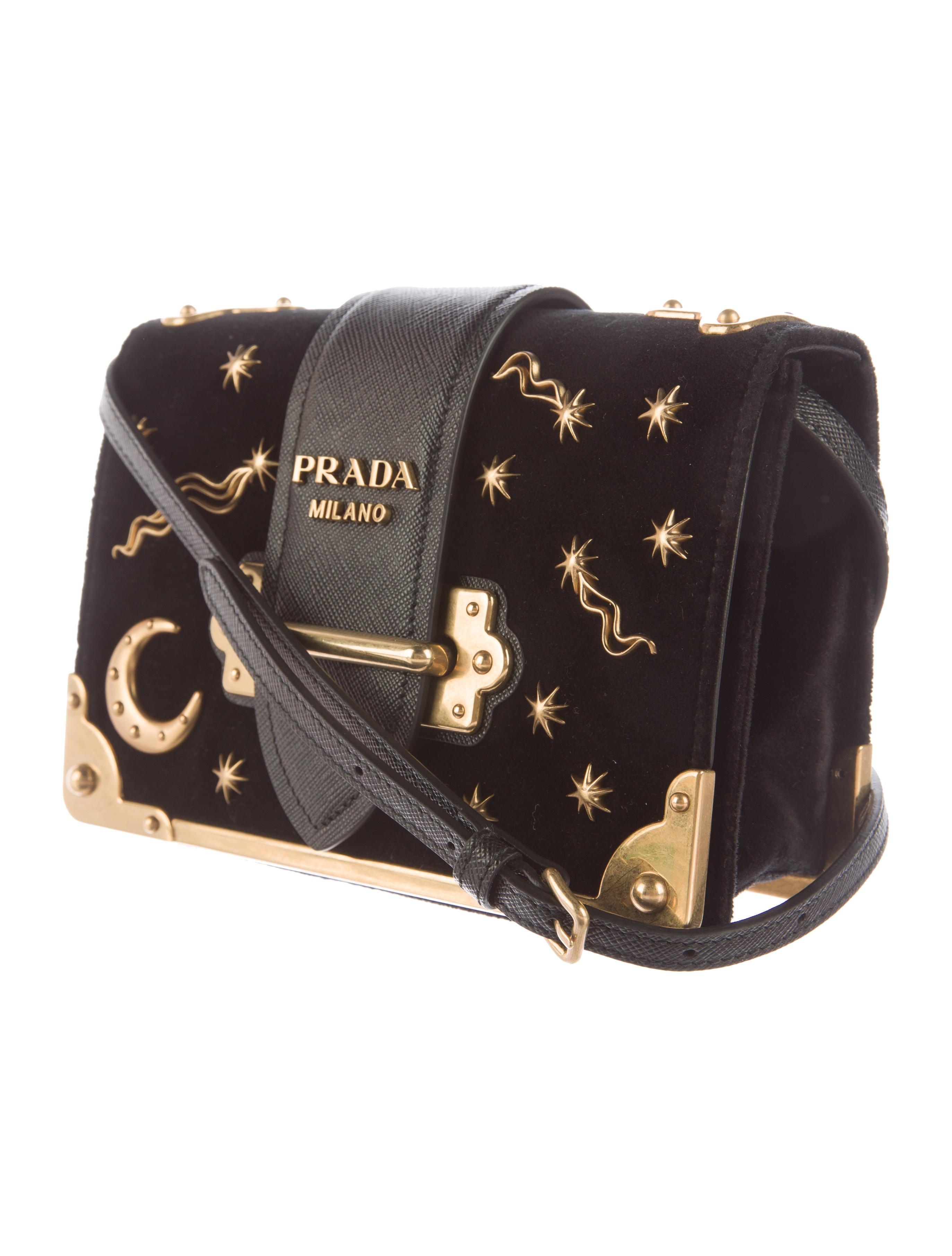 Prada Bag Velvet