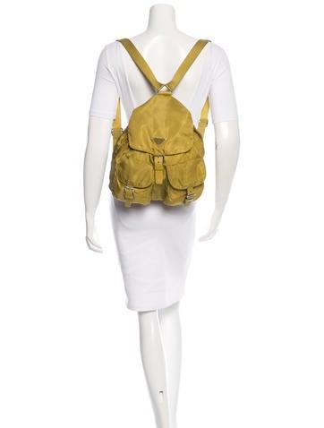 Vela Woven Backpack
