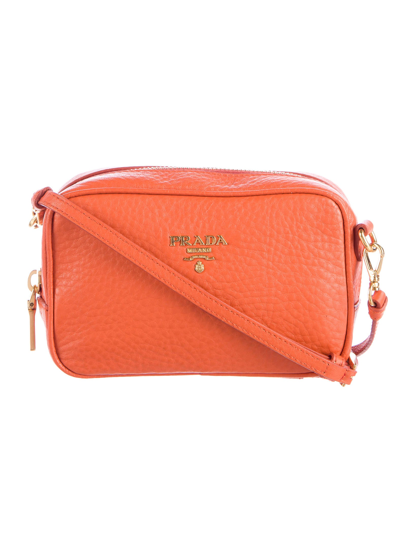 4588d7037574 Prada Vitello Daino Crossbody Bag w  Tags - Handbags - PRA103066 ...