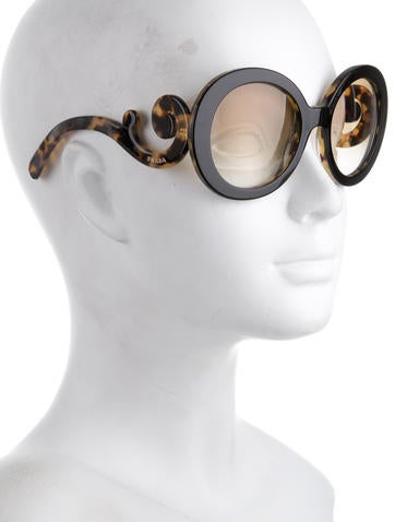 Baroque Gradient Sunglasses