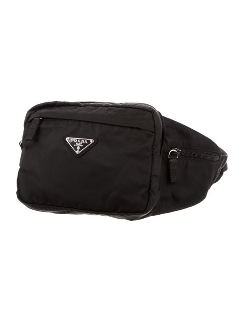 829036d0f537 Prada Tessuto Montagne Waist Bag - Handbags - PRA115577 | The RealReal