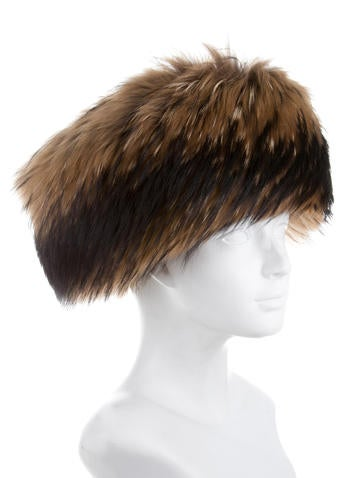 Fur-Trimmed Trapper Hat