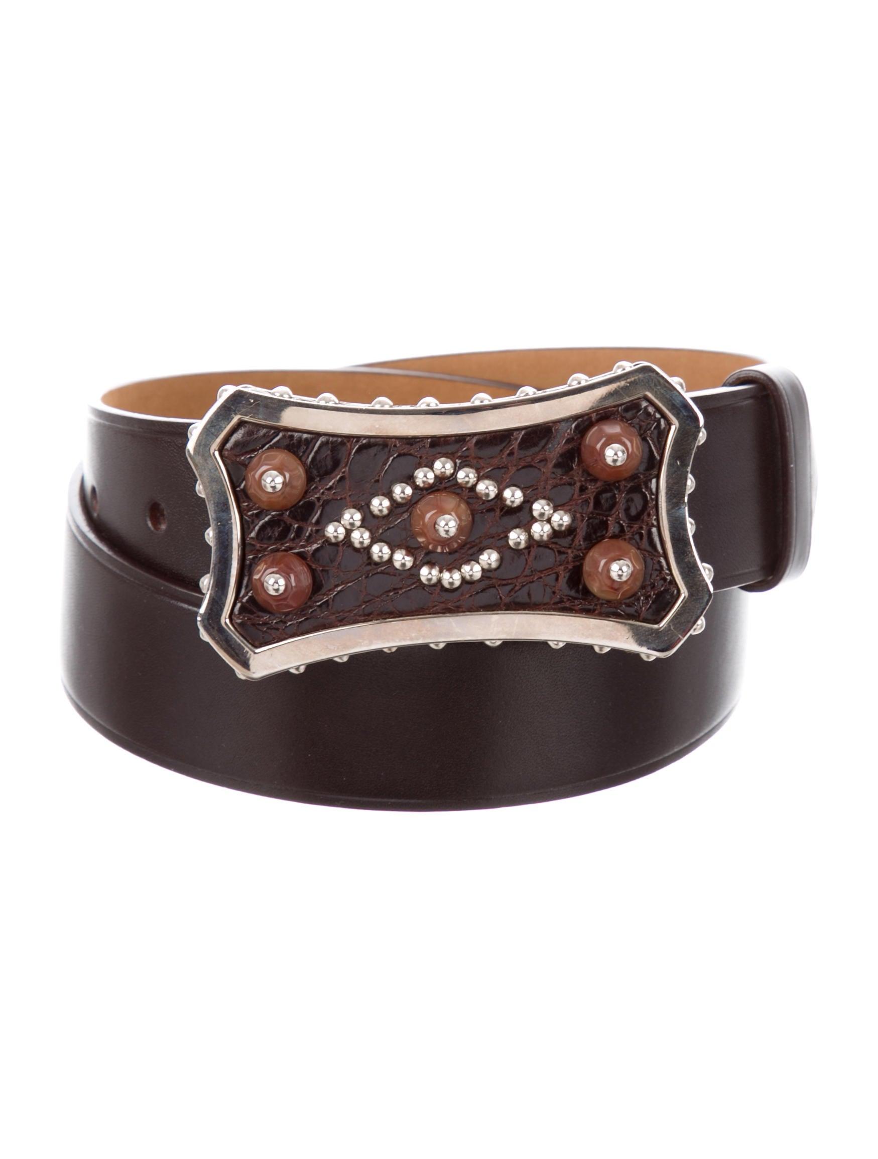 prada black leather belt accessories pra119796 the