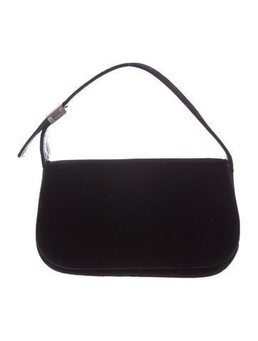 Prada Velvet Mini Bag