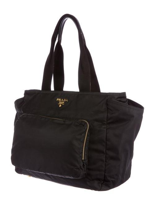 8047c1c75f7e Prada Tessuto Diaper Bag - Baby Gear - PRA121055 | The RealReal