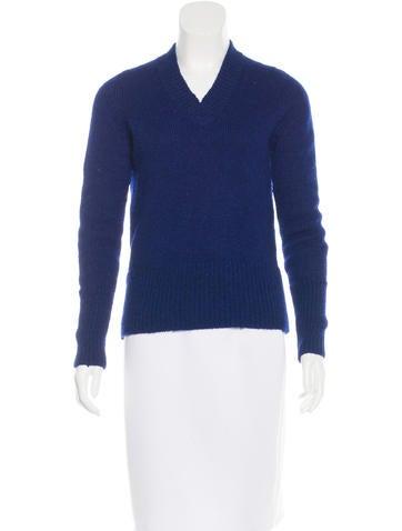 Prada Alpaca Knit Sweater None