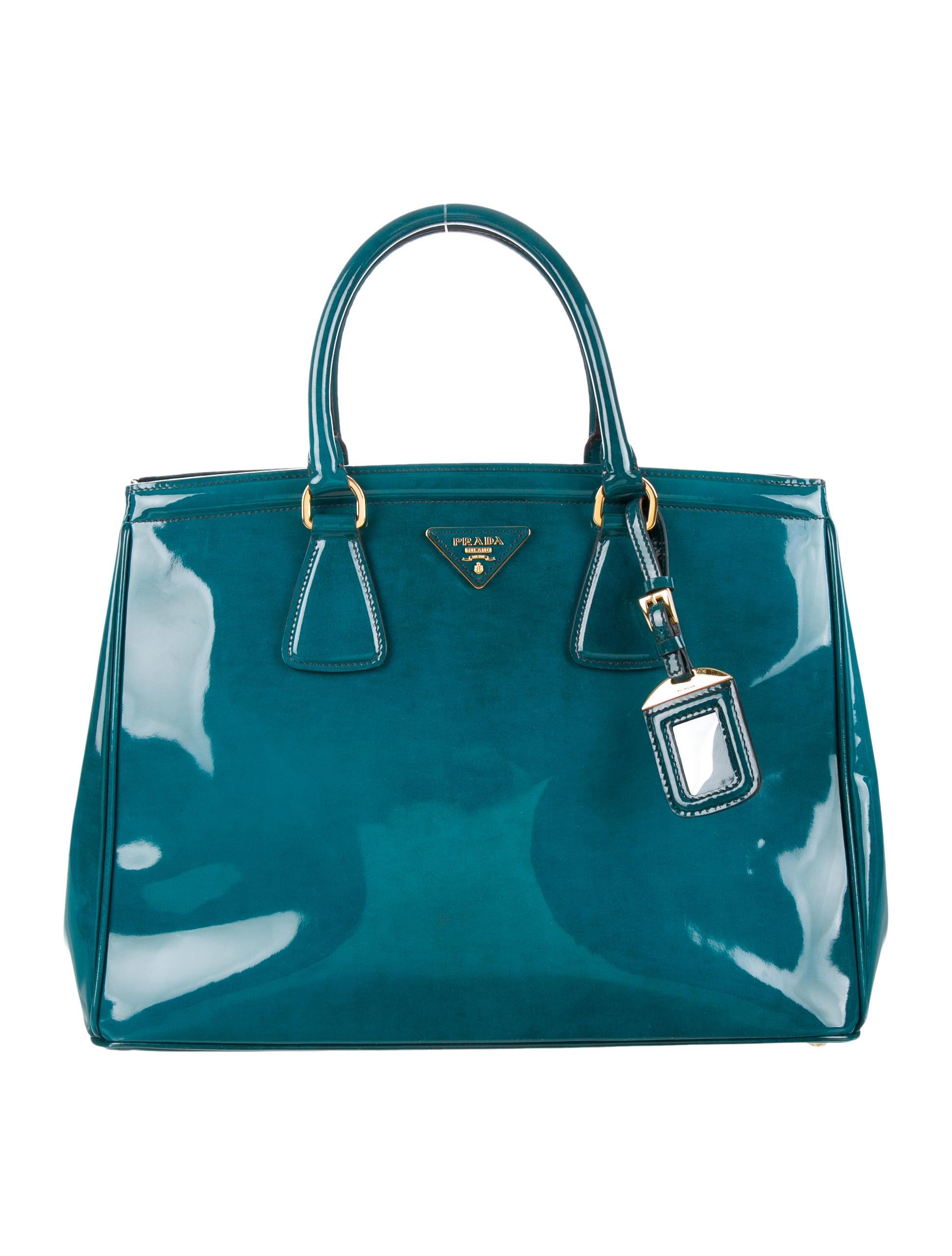 5df488941d Prada Spazzolato Parabole Tote - Handbags - PRA122872