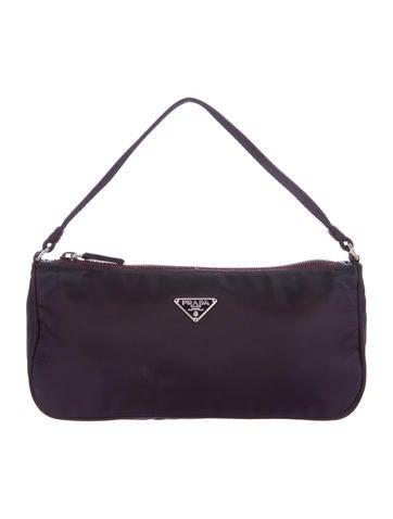 Prada Mini Tessuto Bag