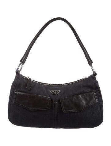 Prada Denim Pocket Bag