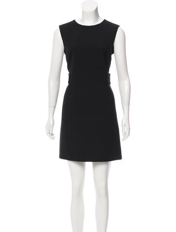Prada Wool Sleeveless Dress None