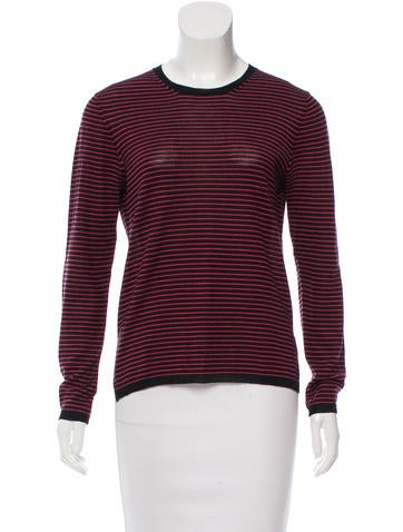 Prada Wool Striped Top None