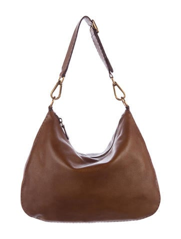 Cervo Buckle Hobo