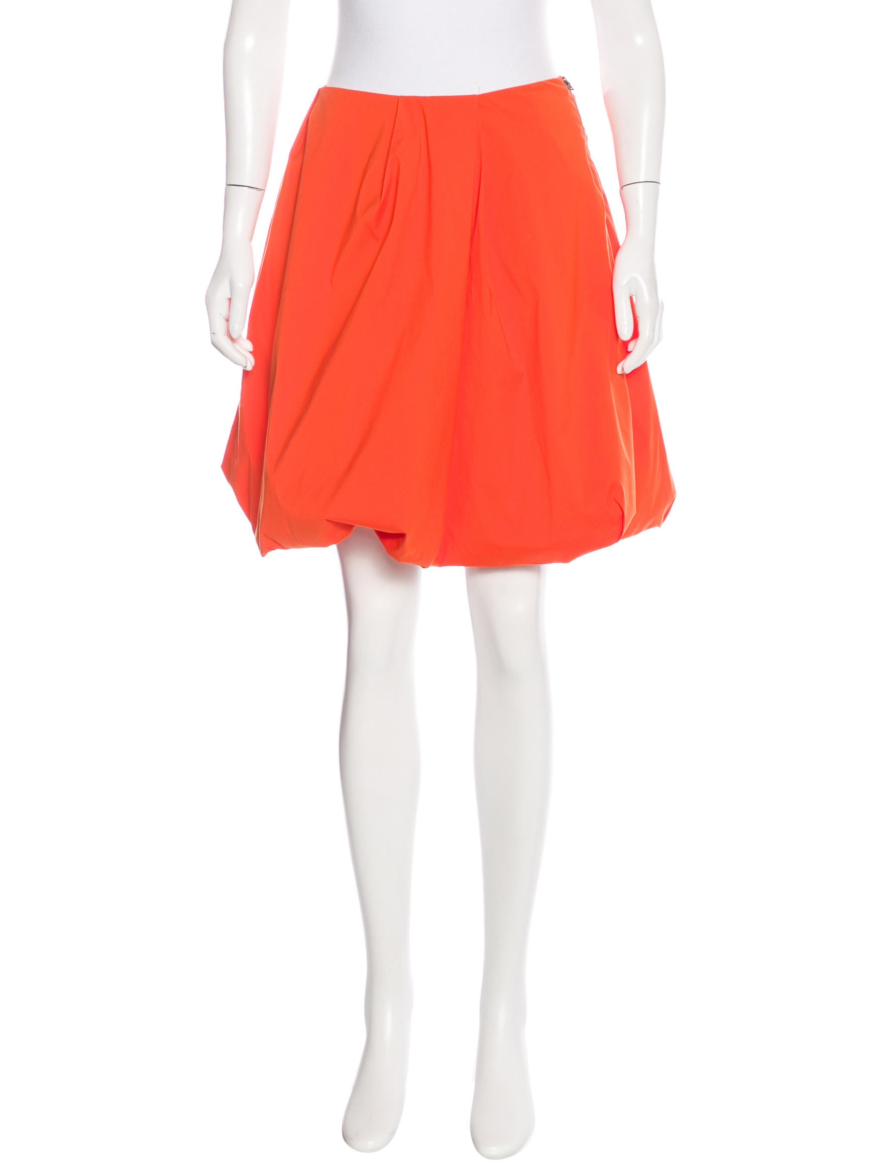 Bubble Skirt Hem 45