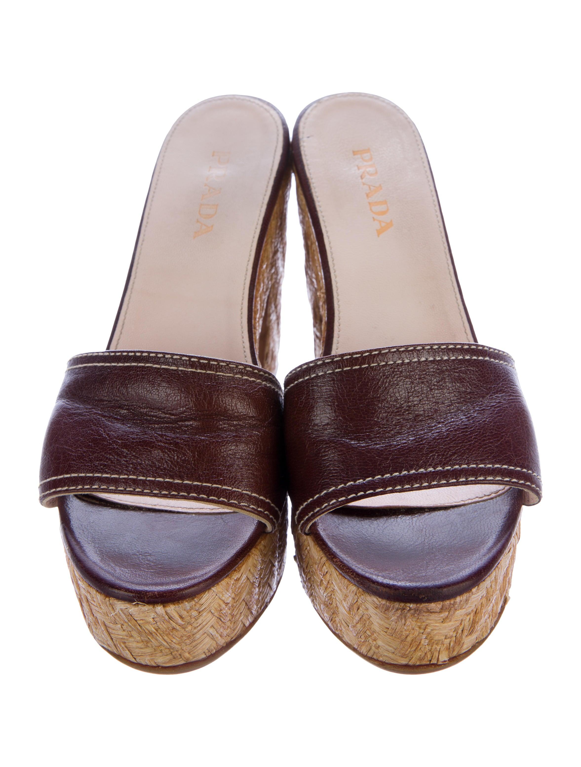 Popular Prada Sandals