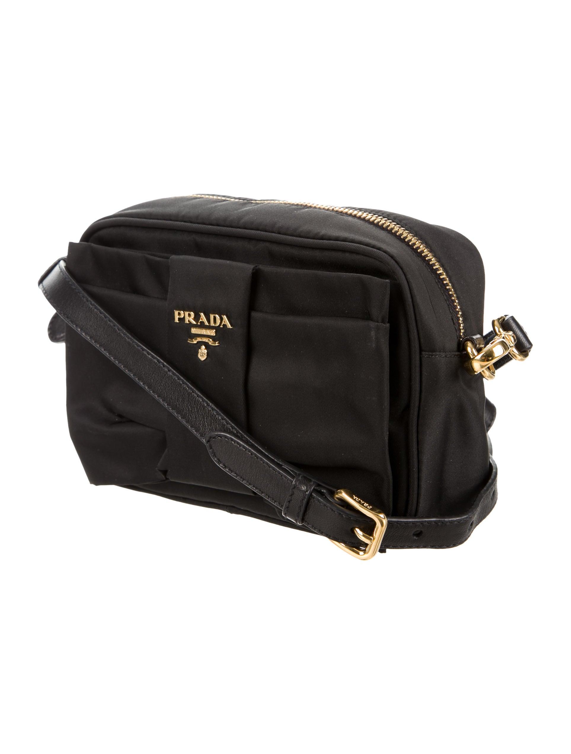 570010363735 Prada Nylon Crossbody Handbags