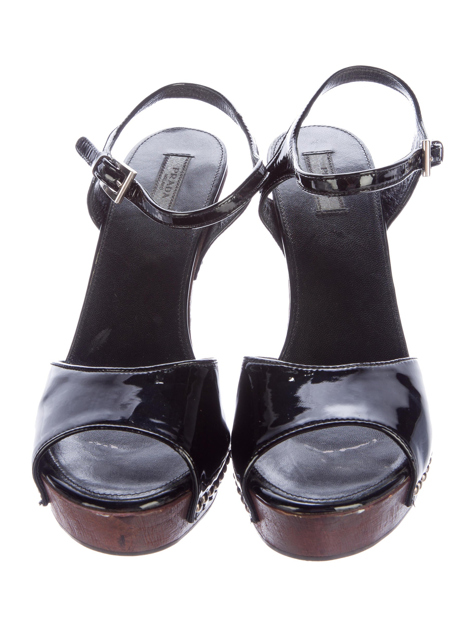Patent Leather Womens Wedge Heels with FREE Shipping & Exchanges, and a % price guarantee. Choose from a huge selection of Patent Leather Womens Wedge Heels styles.