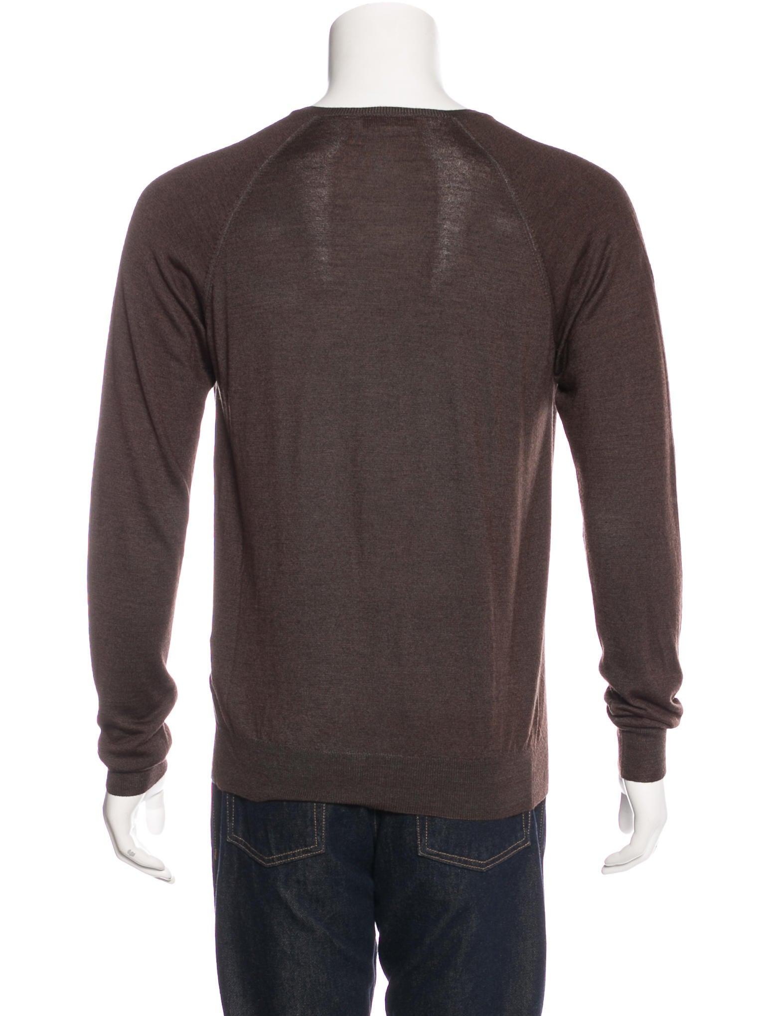 Wool Silk Sweater 87