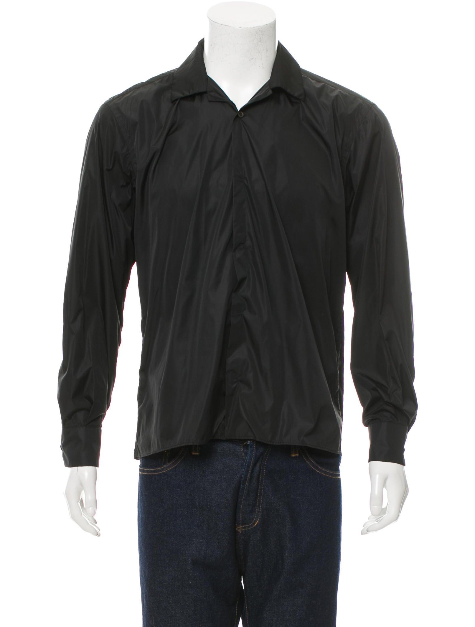 Long Sleeve Nylon Shirt 49