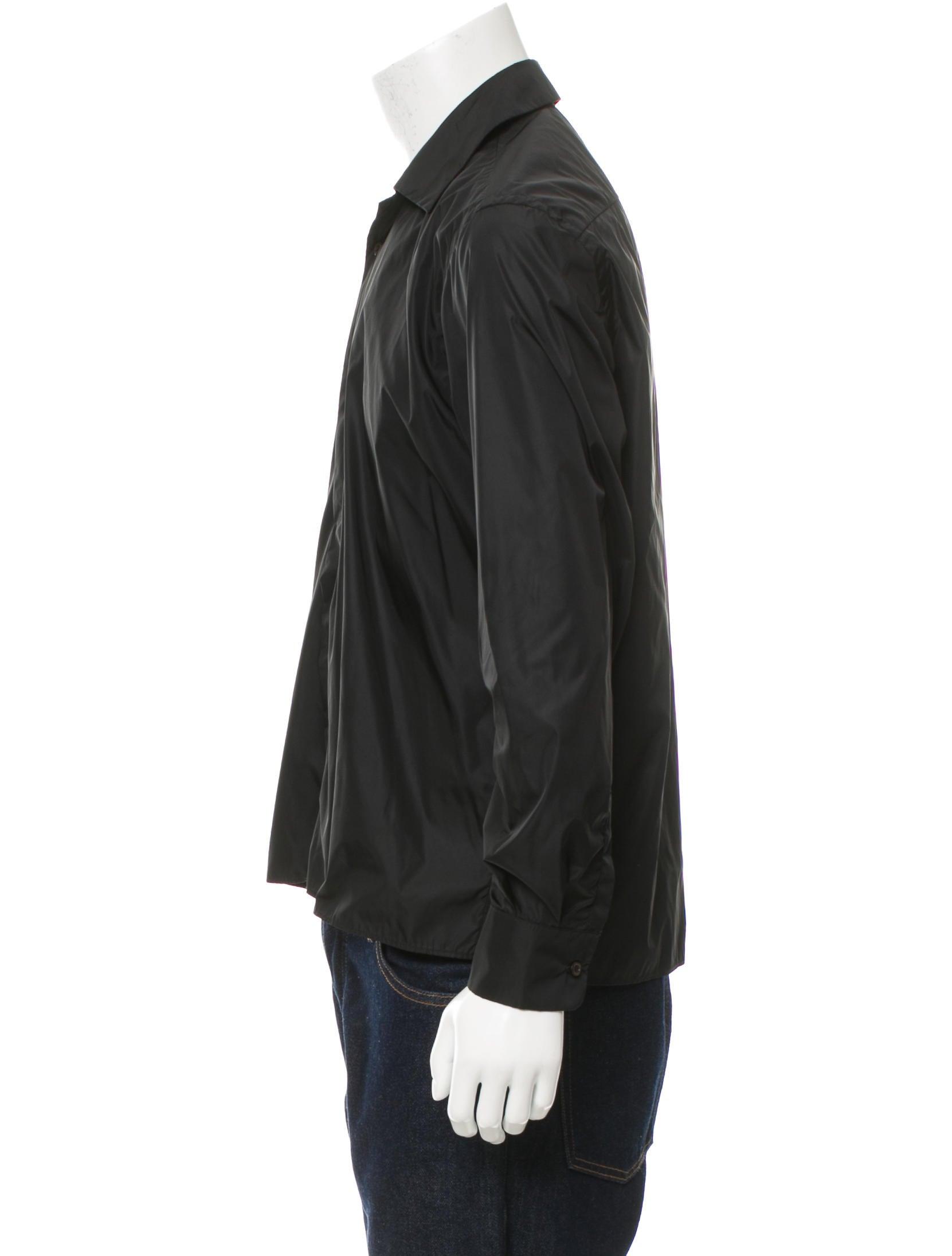 Long Sleeve Nylon Shirt 57