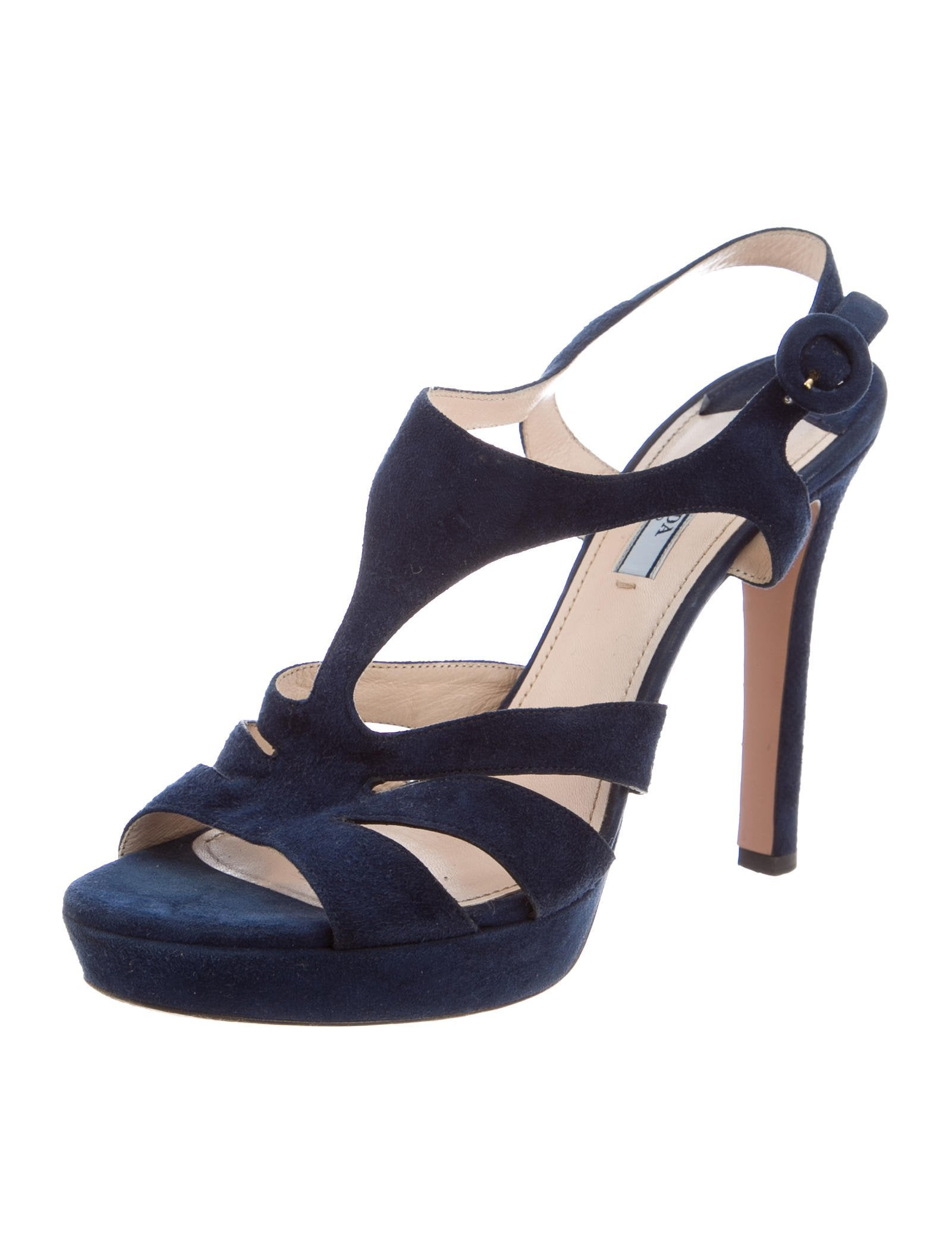 prada t platform sandals shoes pra140245 the