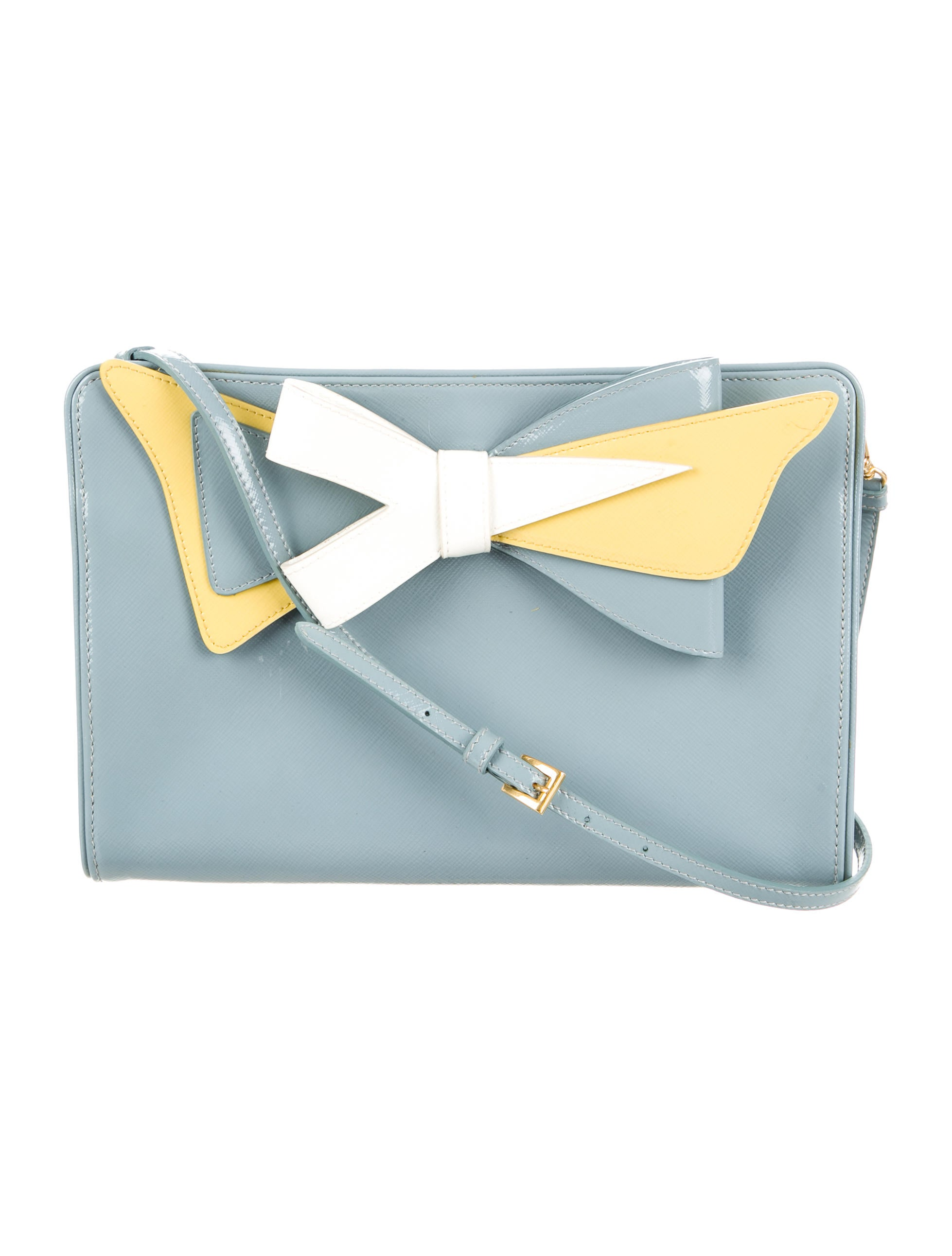 7749106bb5fb2d Prada Saffiano Purse Bow | Stanford Center for Opportunity Policy in ...