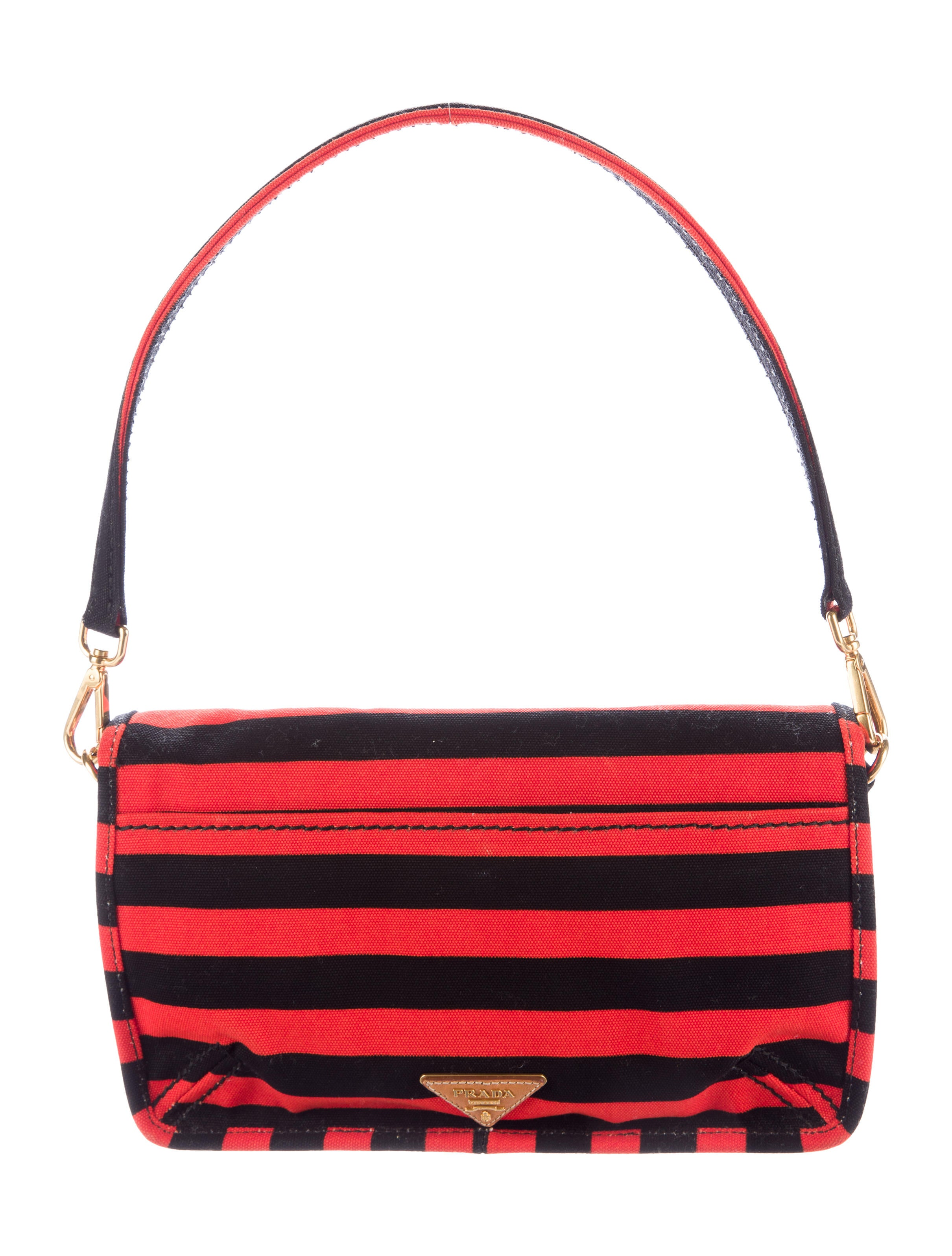 0f76a9c1a37976 Prada Striped Bag Strap | Stanford Center for Opportunity Policy in ...