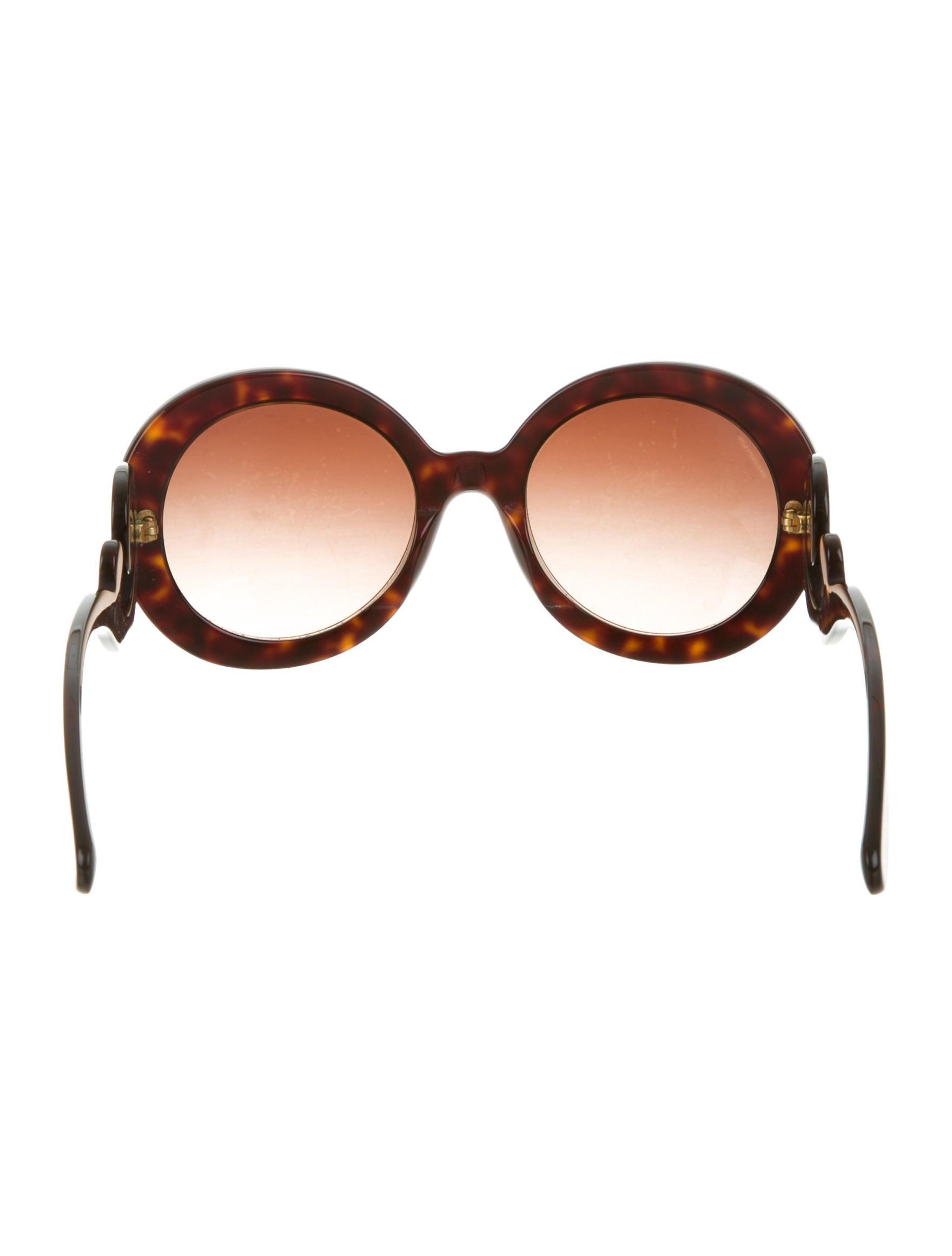 Prada Round Sunglasses Knockoff   David Simchi-Levi 760135fd42