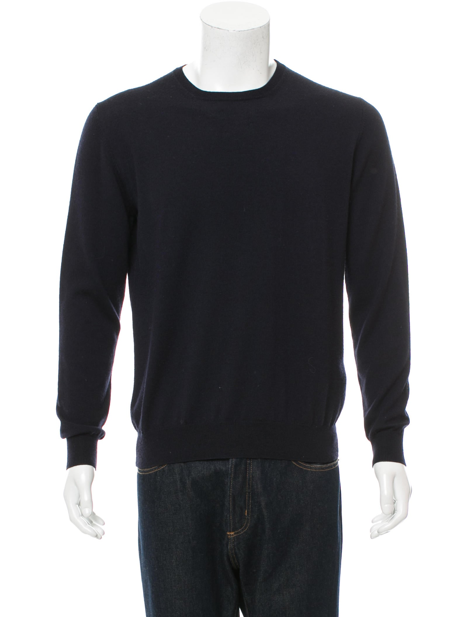 Wool Sweater Crew Neck 7