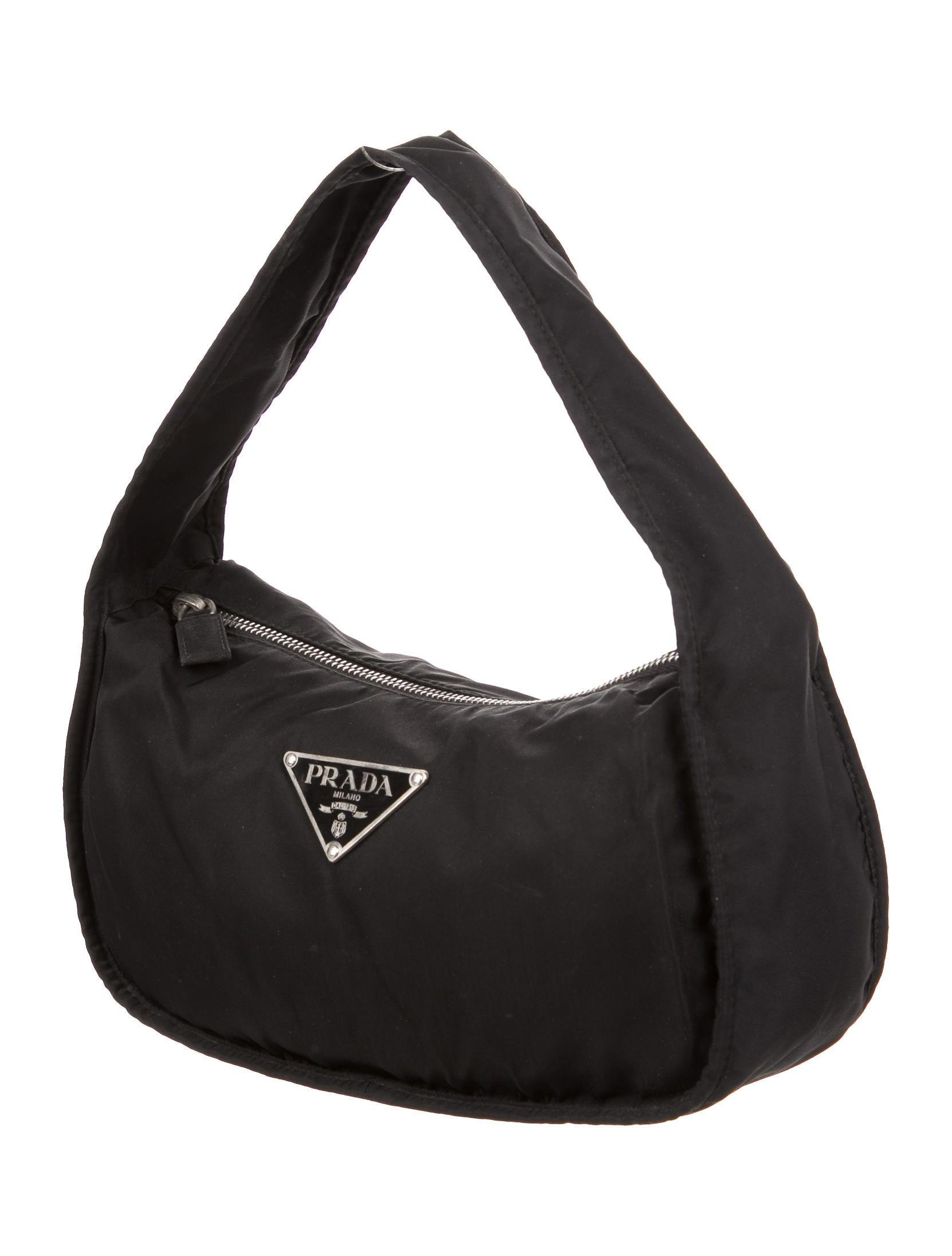 3e0af4b45edb ... low price lyst prada tessuto mini bucket crossbody bag in blue new  product ed042 64dc1 e73d6