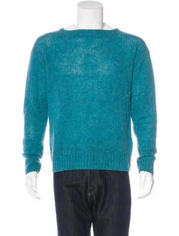 Prada Wool Rib Knit Sweater None