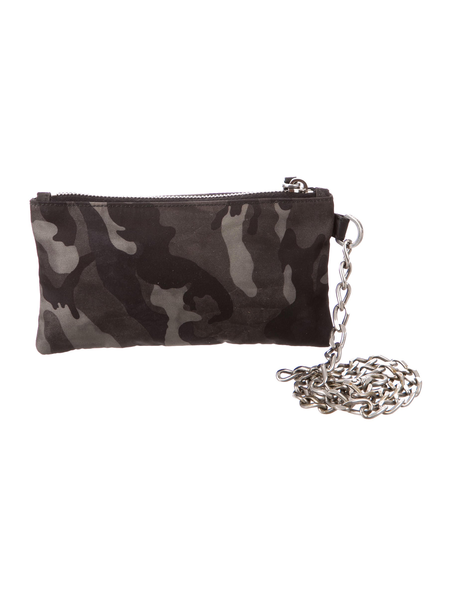 c83b906427b73f Prada Green Mens Wallet With Chain | Stanford Center for Opportunity ...