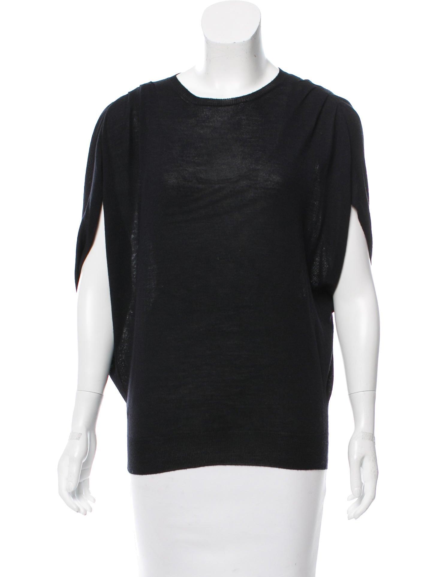 Prada wool sleeveless top clothing pra150801 the for Best wool shirt jackets