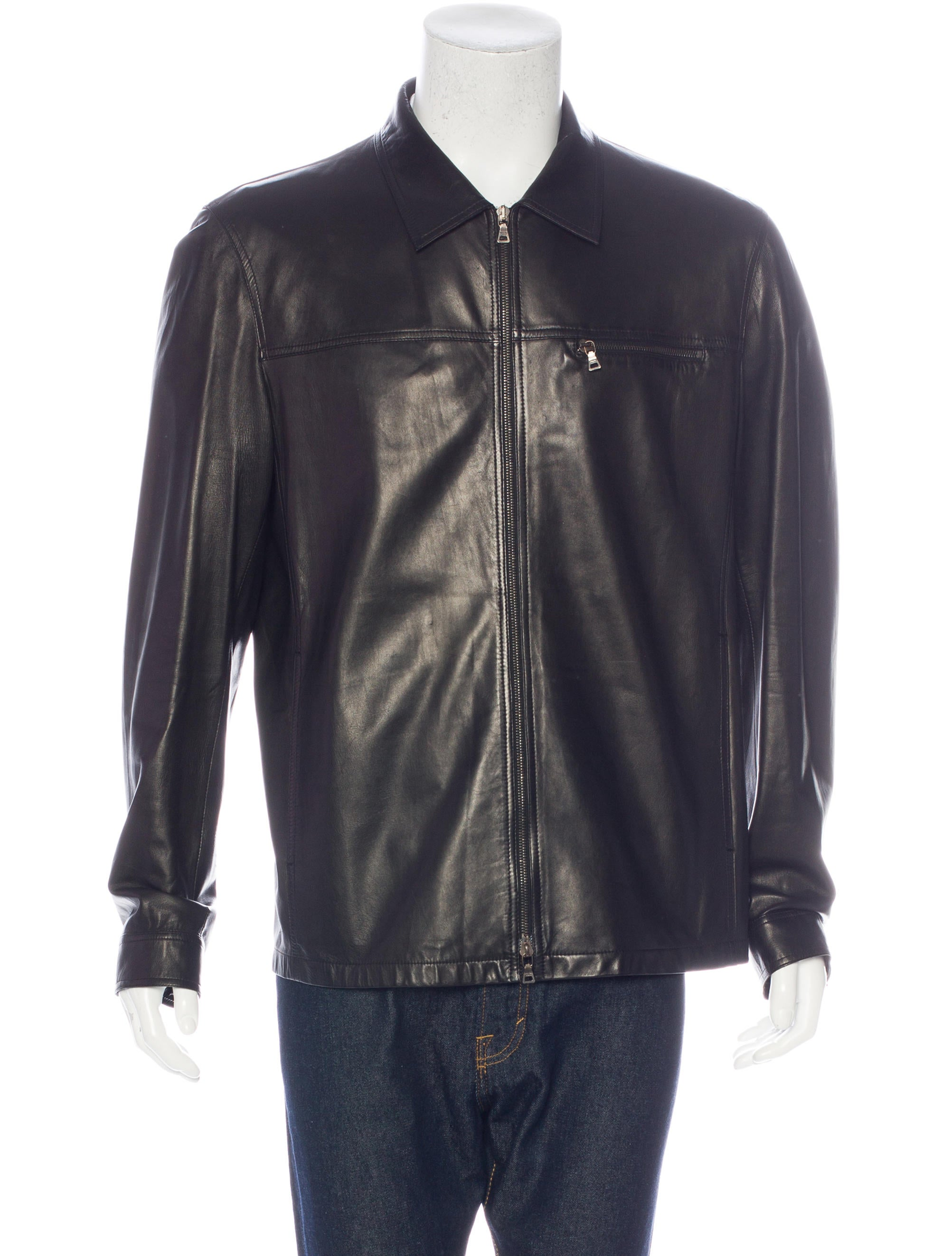 Fine leather jackets