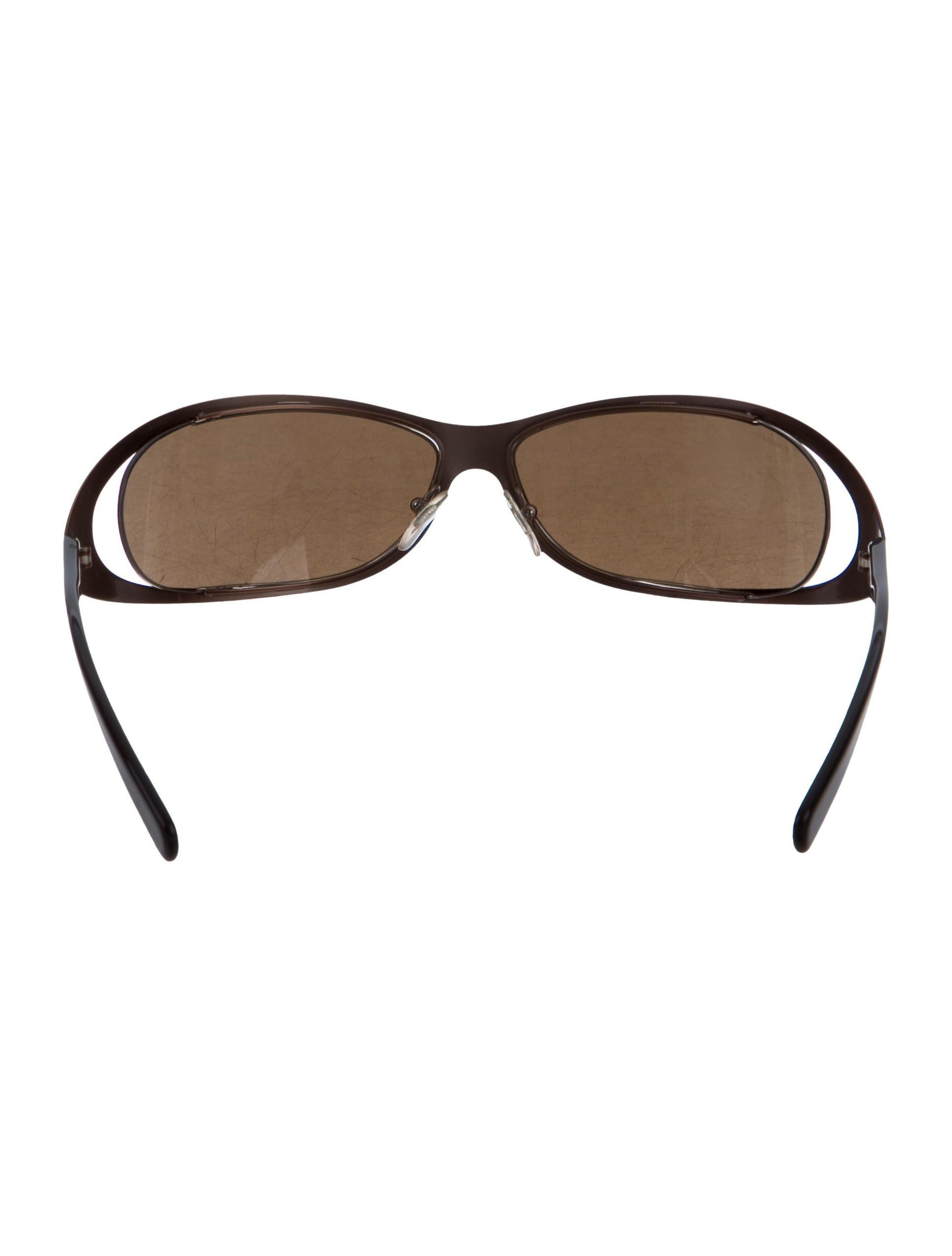 Prada Tinted Swing Sunglasses - Accessories