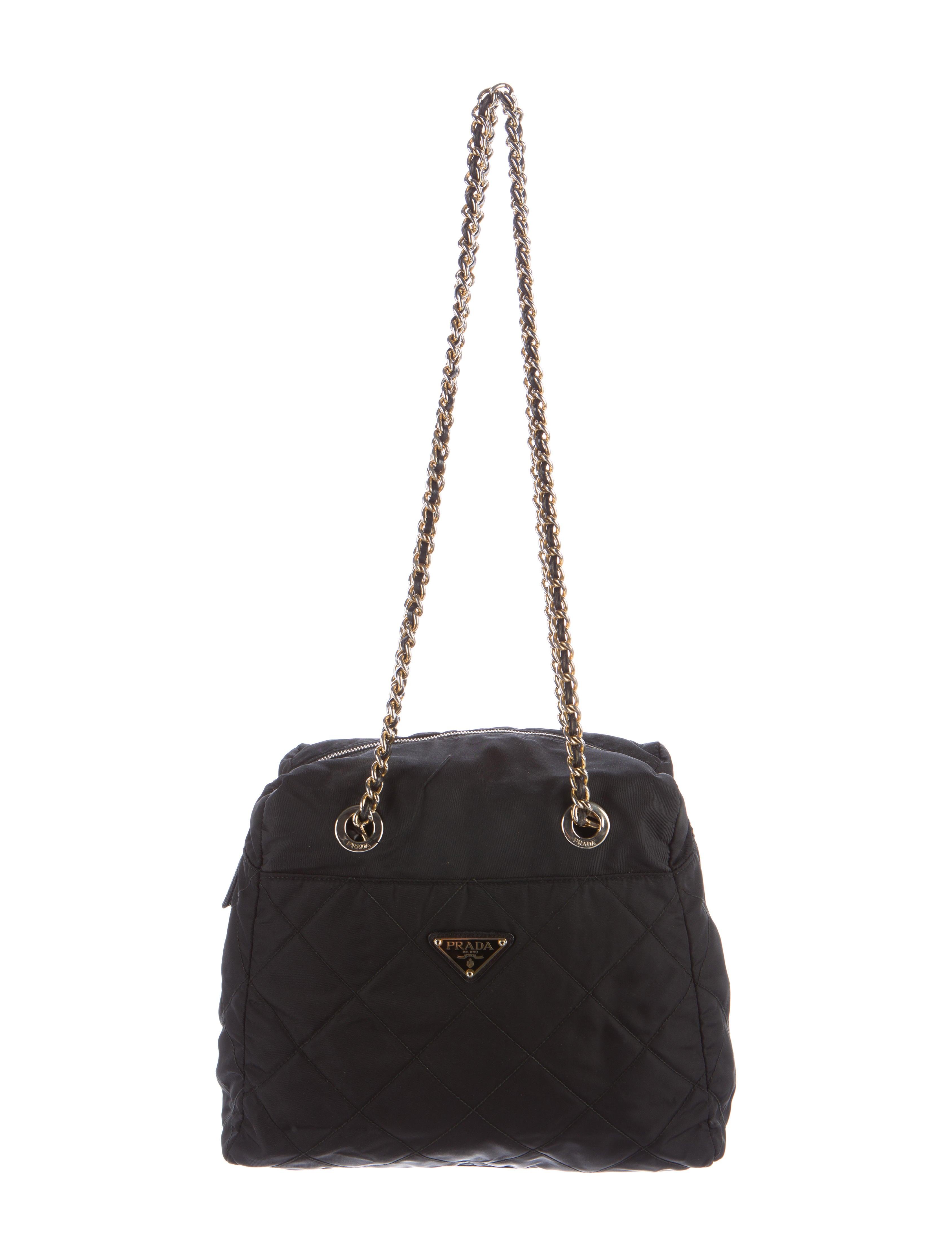 prada quilted tessuto tote handbags pra153956 the